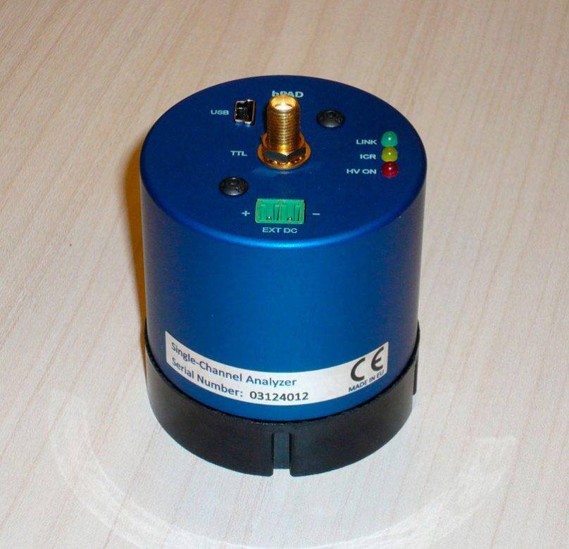 bPAD — компактный одноканальный анализатор